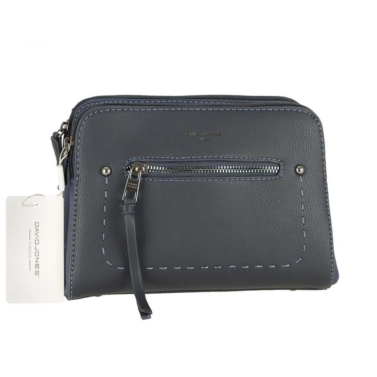 Жіноча сумка David Jones CM5386 D. BLUE