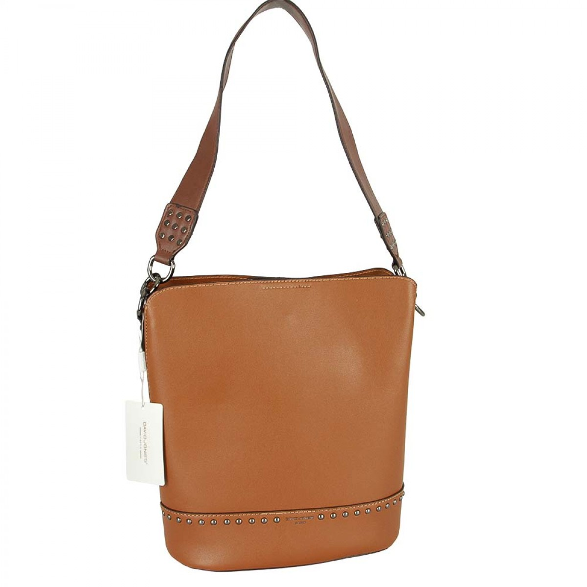 Жіноча сумка David Jones CM5390 BROWN