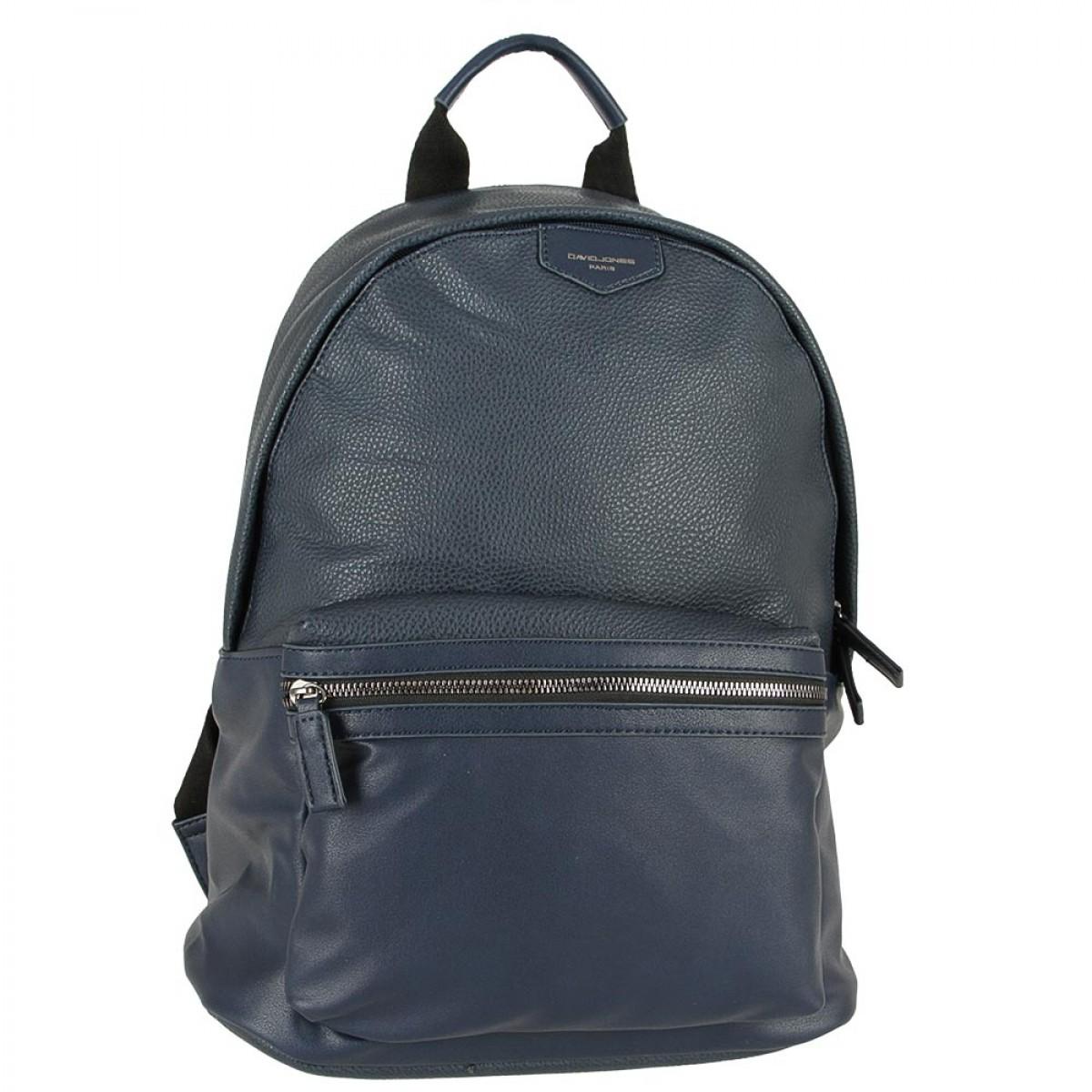 Жіночий рюкзак David Jones CM5394 D.BLUE