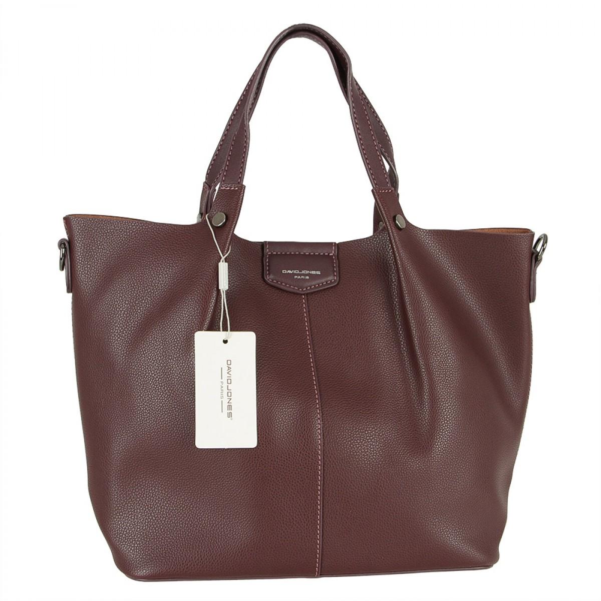 Жіноча сумка David Jones CM5395 D.PURPLE