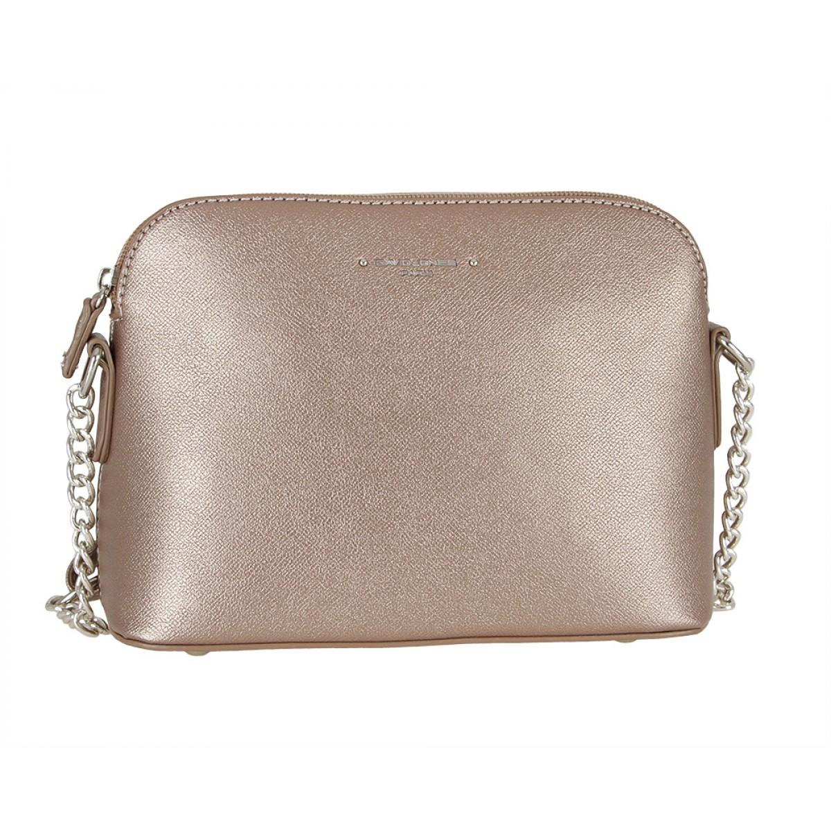 Жіноча сумка David Jones CM5396 ANCIENT GOLDEN