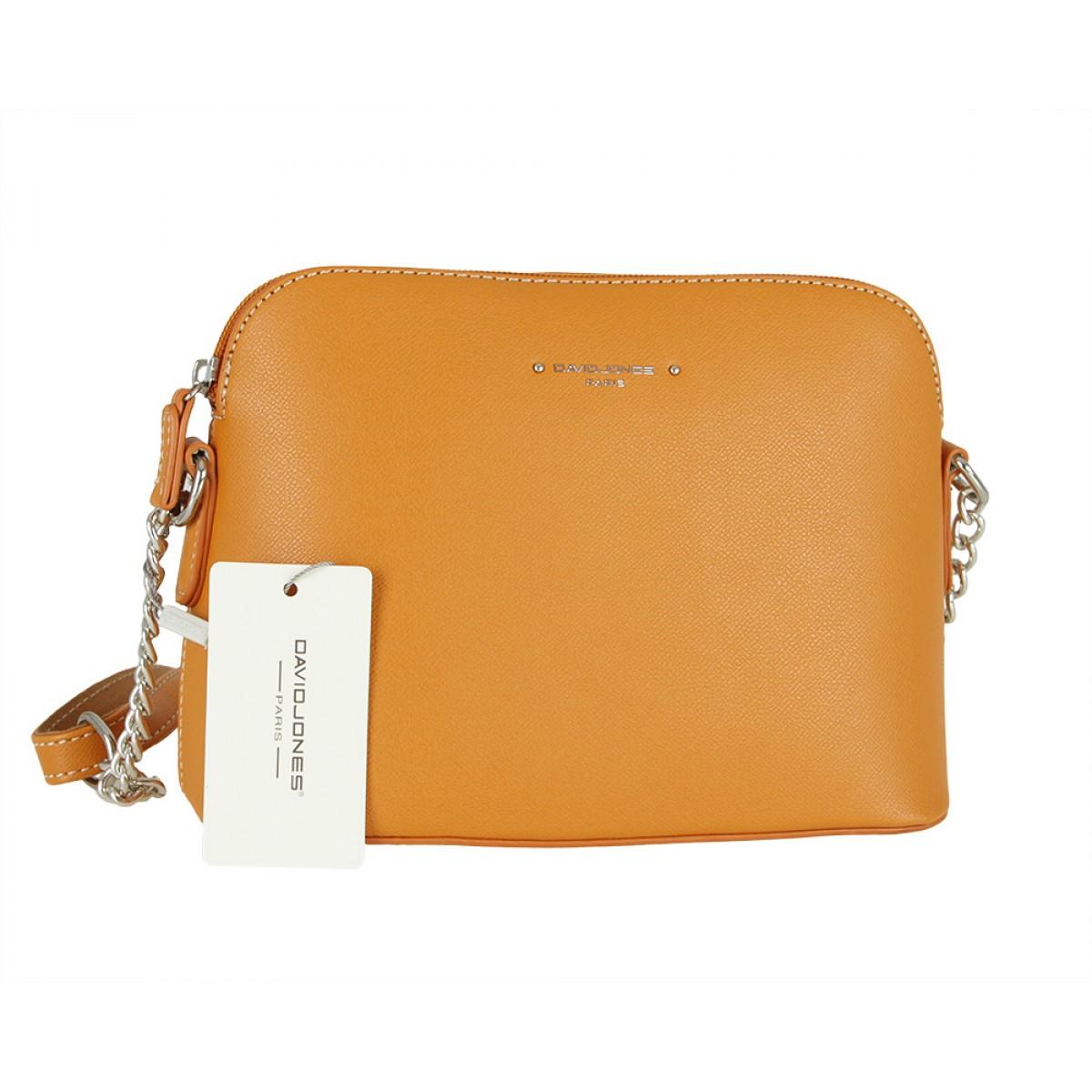 Жіноча сумка David Jones CM5396 YELLOW
