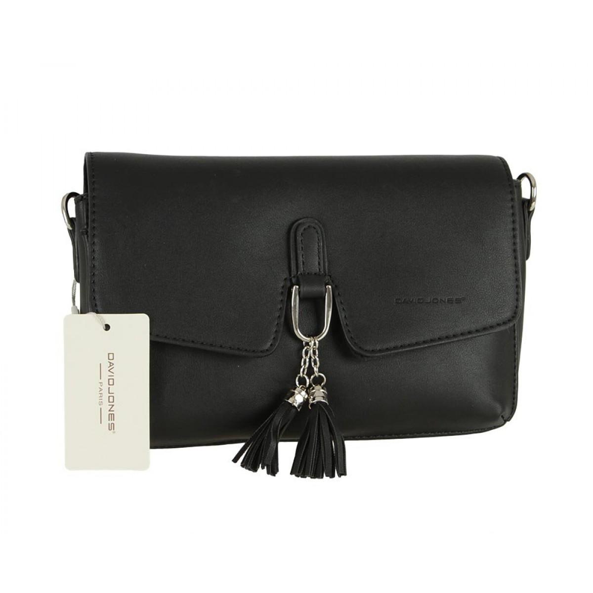Жіноча сумка David Jones CM5414 BLACK