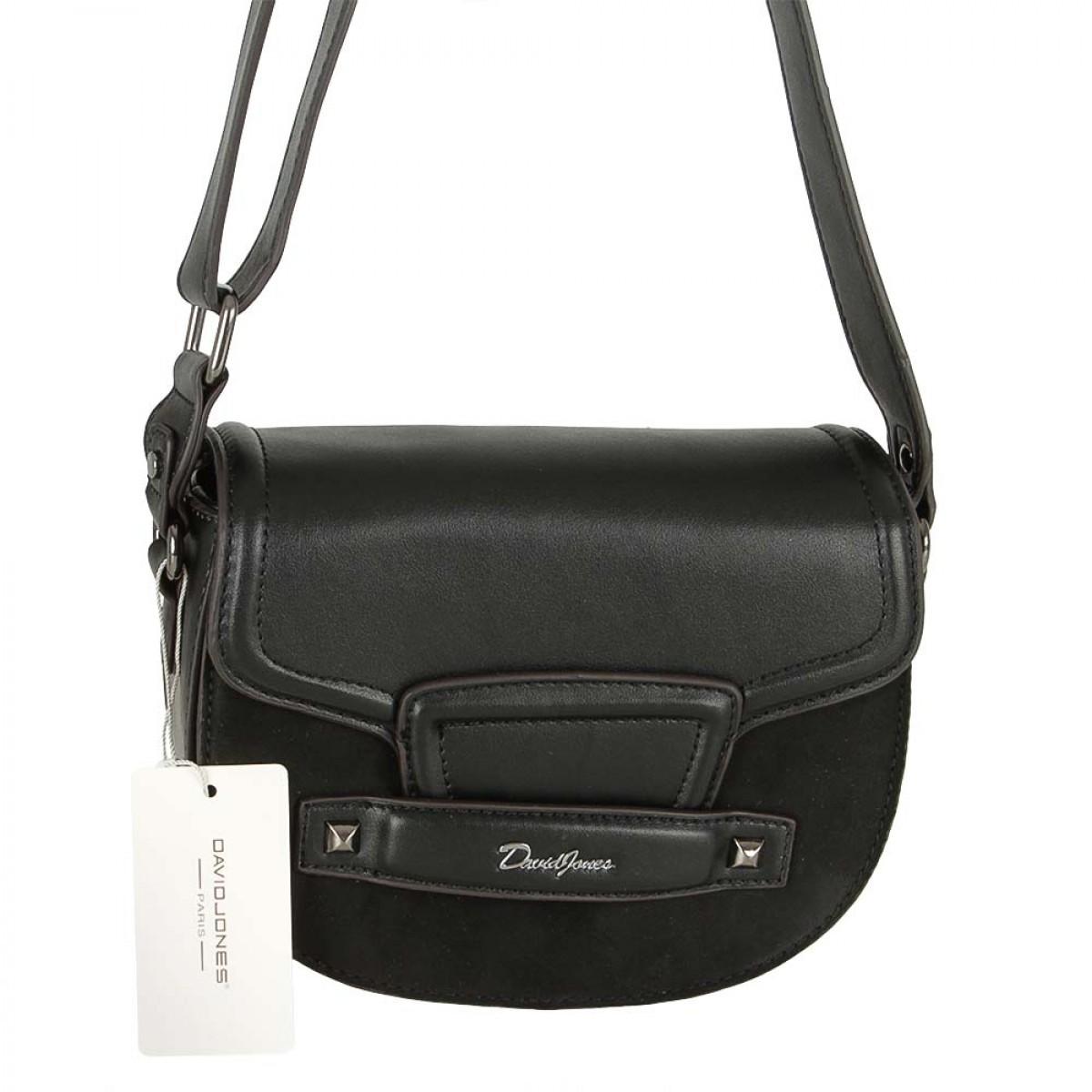 Жіноча сумка David Jones CM5415 BLACK