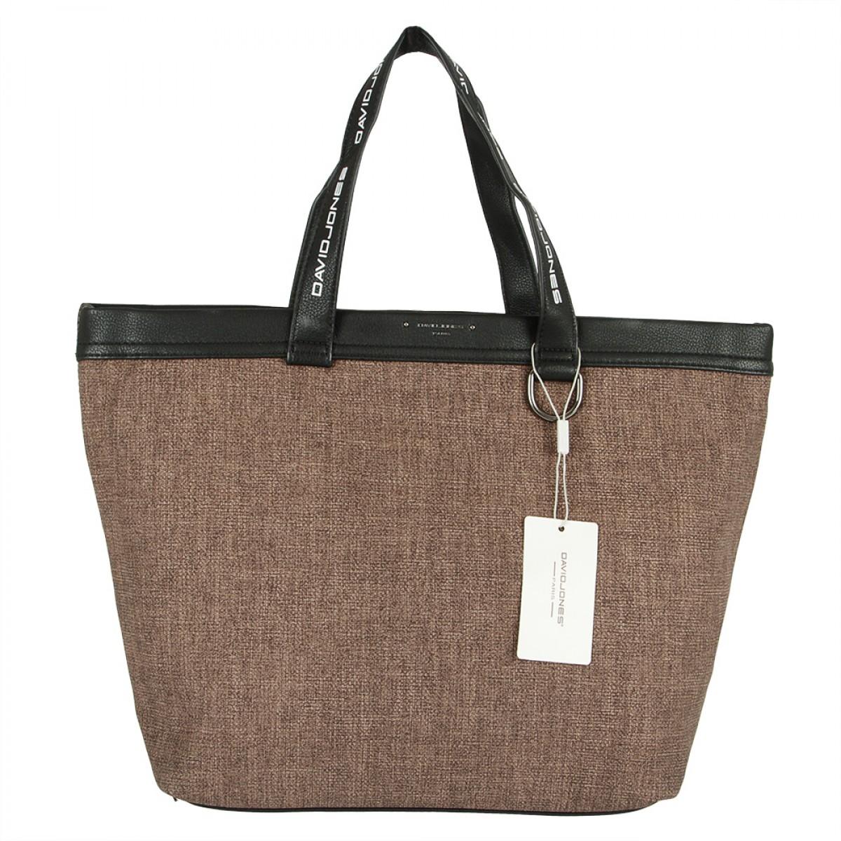 Жіноча сумка David Jones CM5420 BROWN
