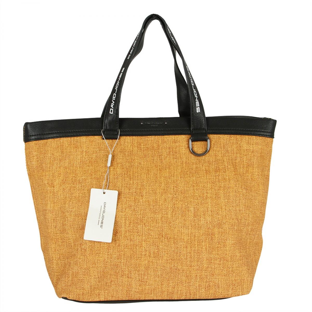 Жіноча сумка David Jones CM5420 YELLOW
