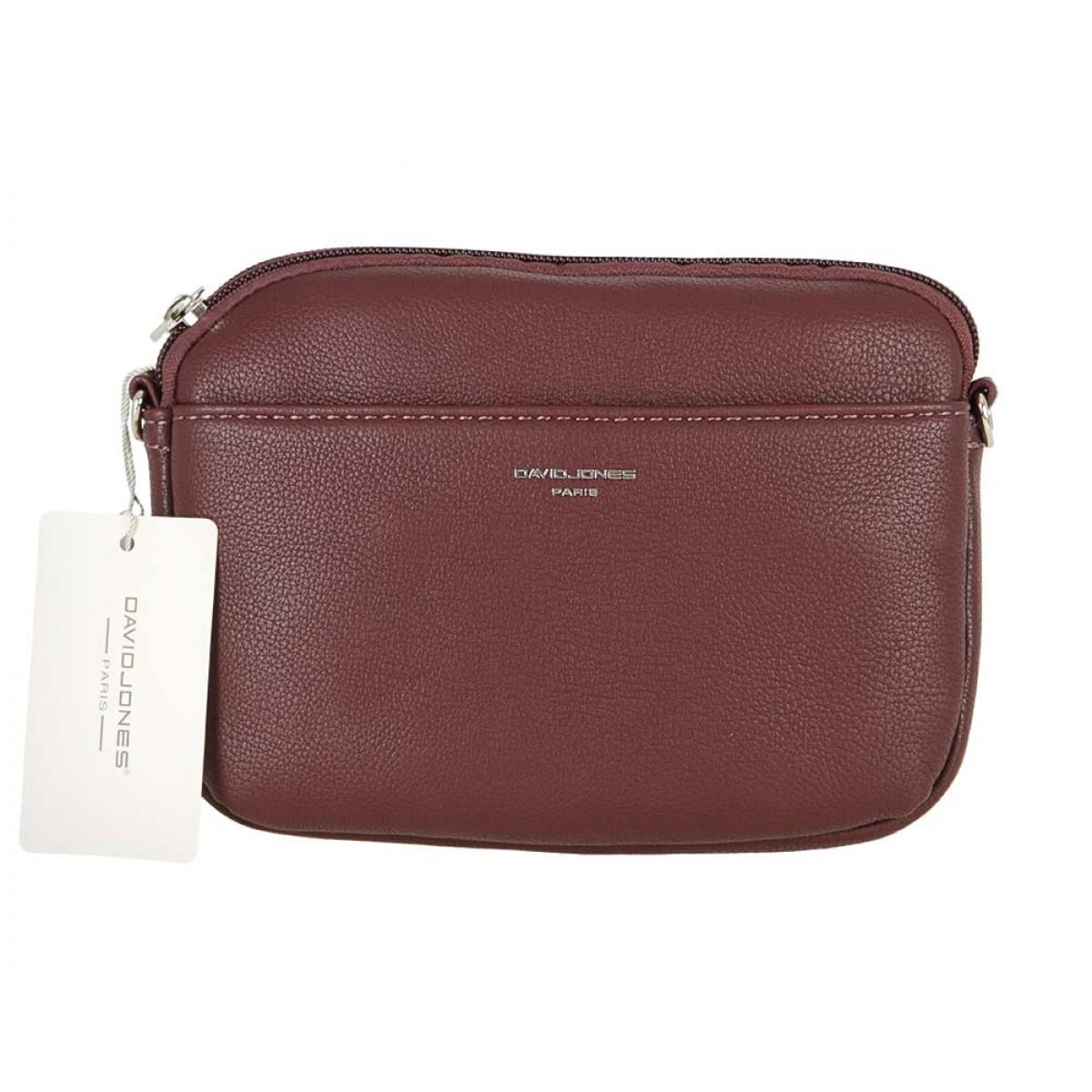 Жіноча сумка David Jones CM5432 D.PURPLE