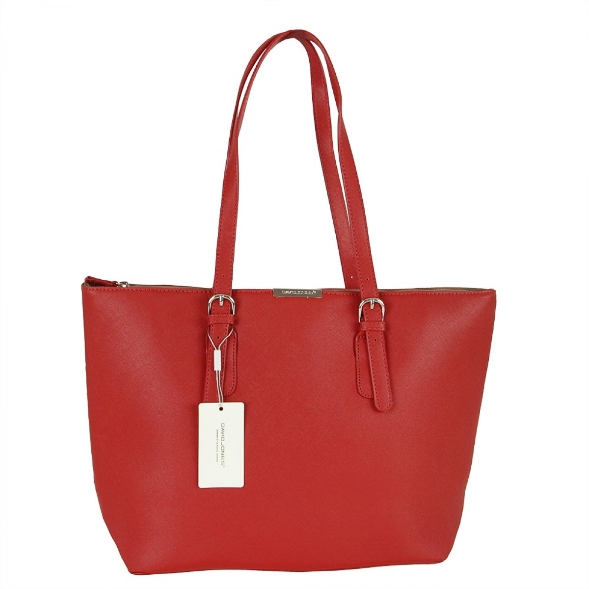 Жіноча сумка David Jones CM5451 RED