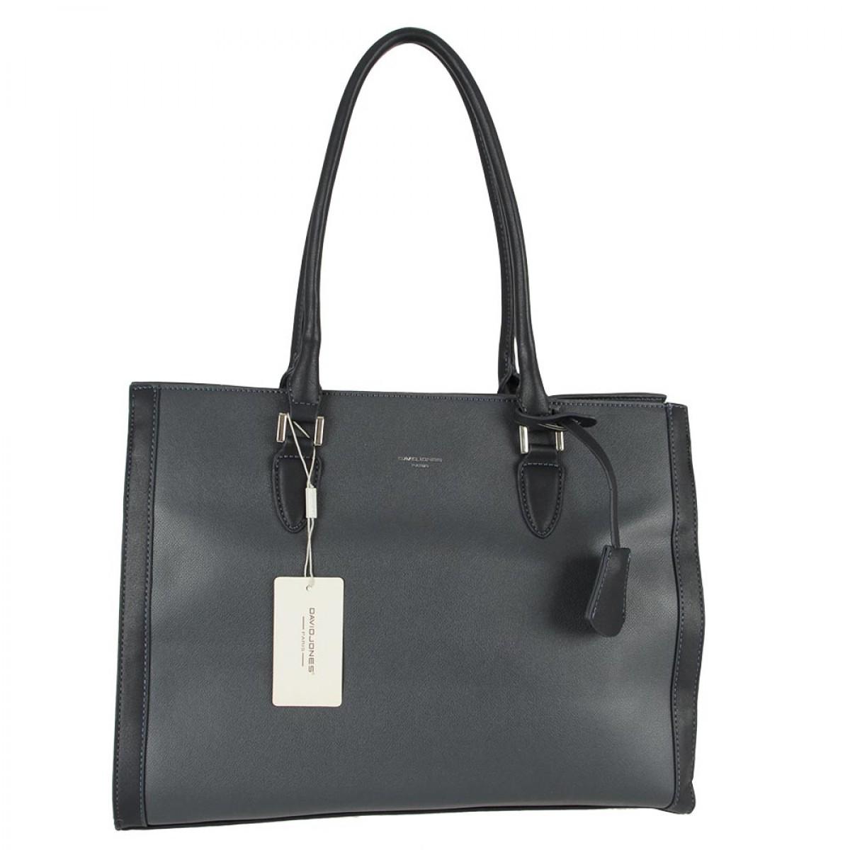 Жіноча сумка David Jones CM5452 D.BLUE