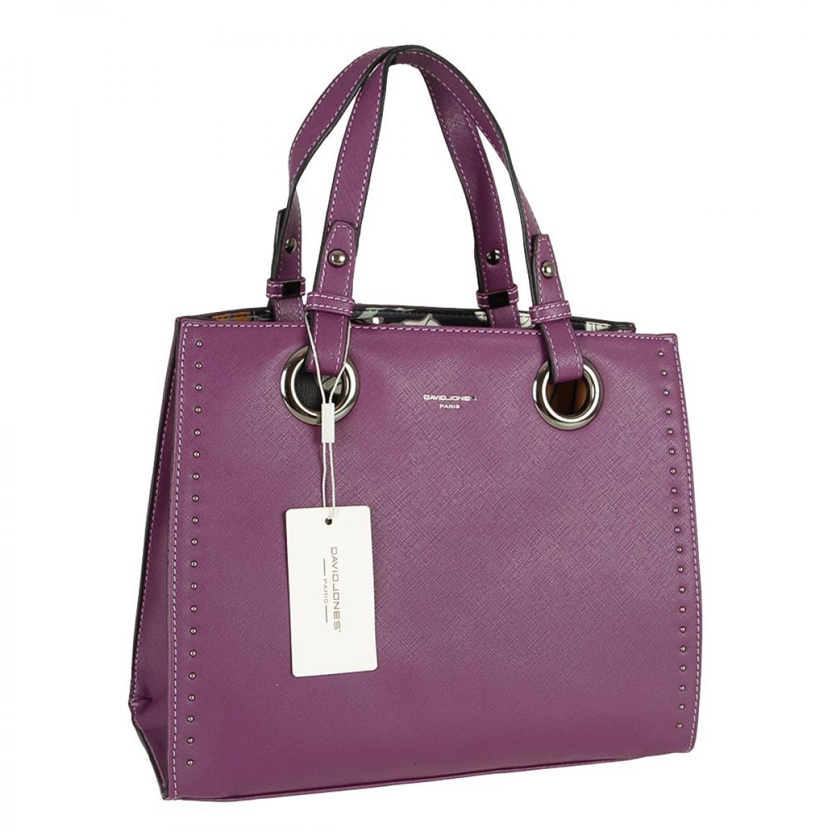 Жіноча сумка David Jones CM5458 PURPLE