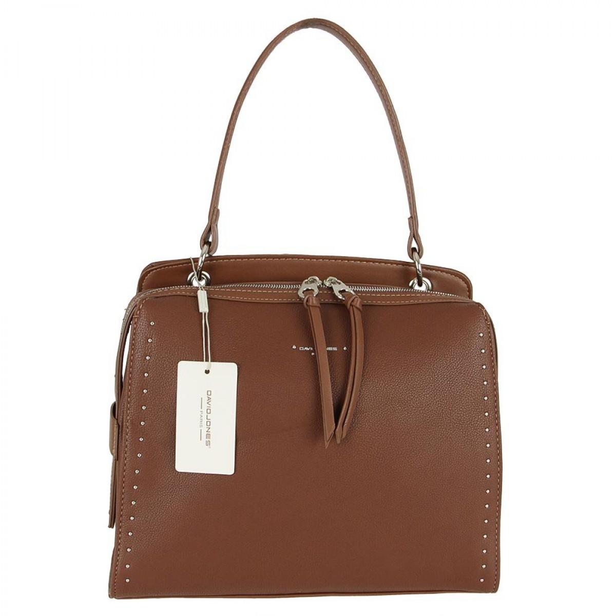 Жіноча сумка David Jones CM5459 BROWN