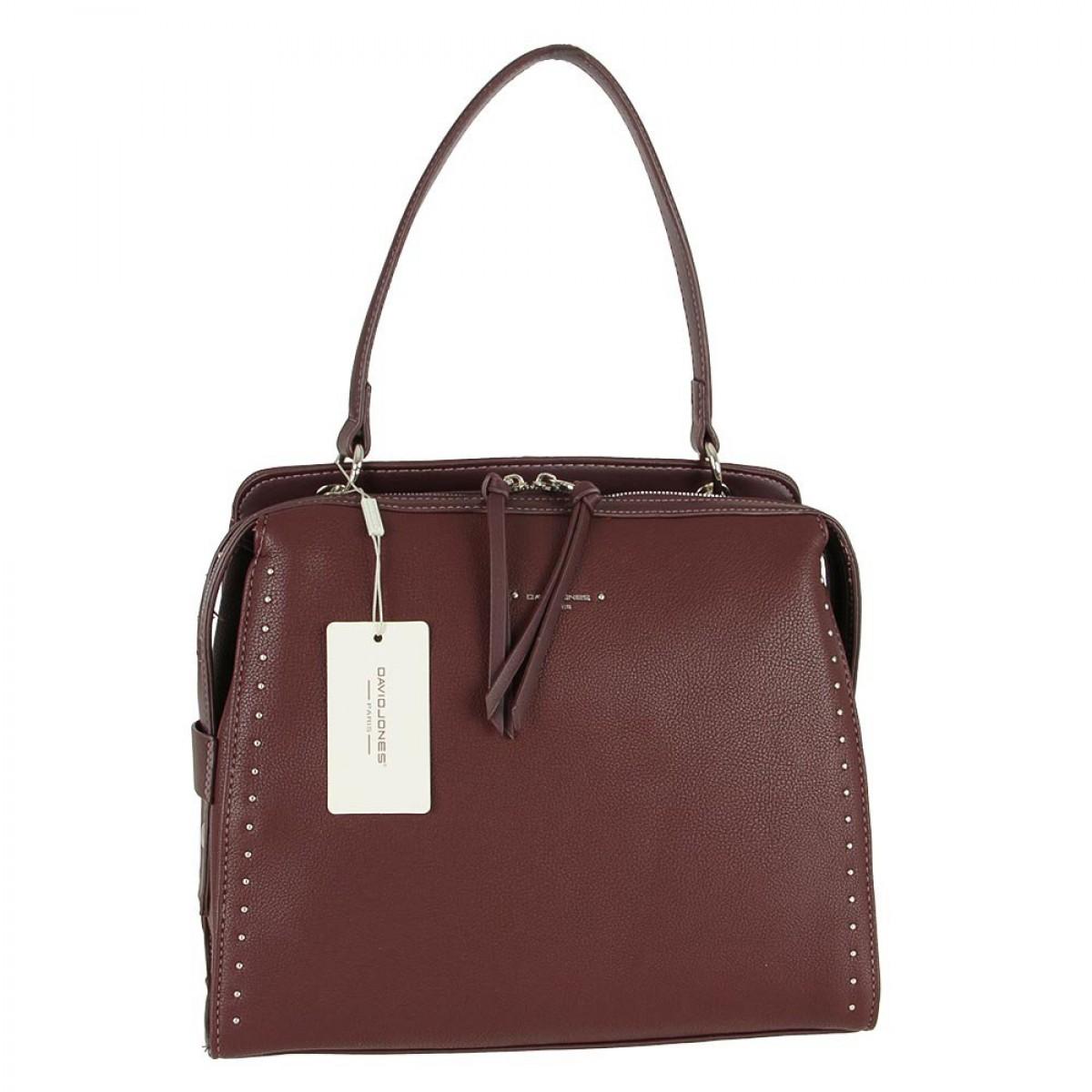Жіноча сумка David Jones CM5459 D.PURPLE