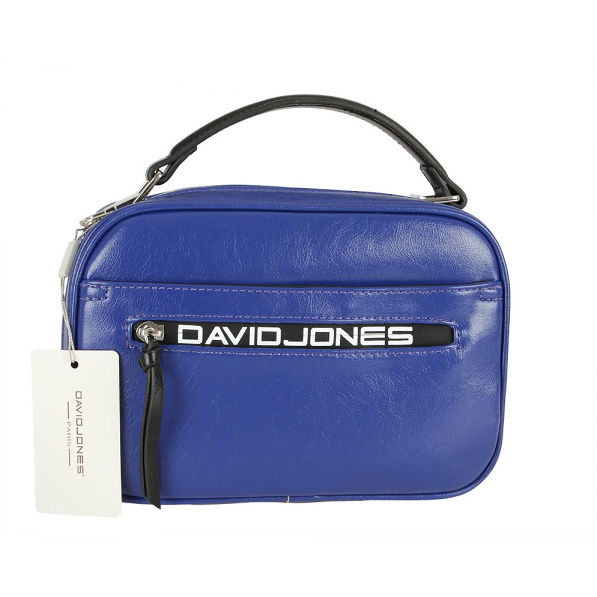 Жіноча сумка David Jones CM5462 BLUE