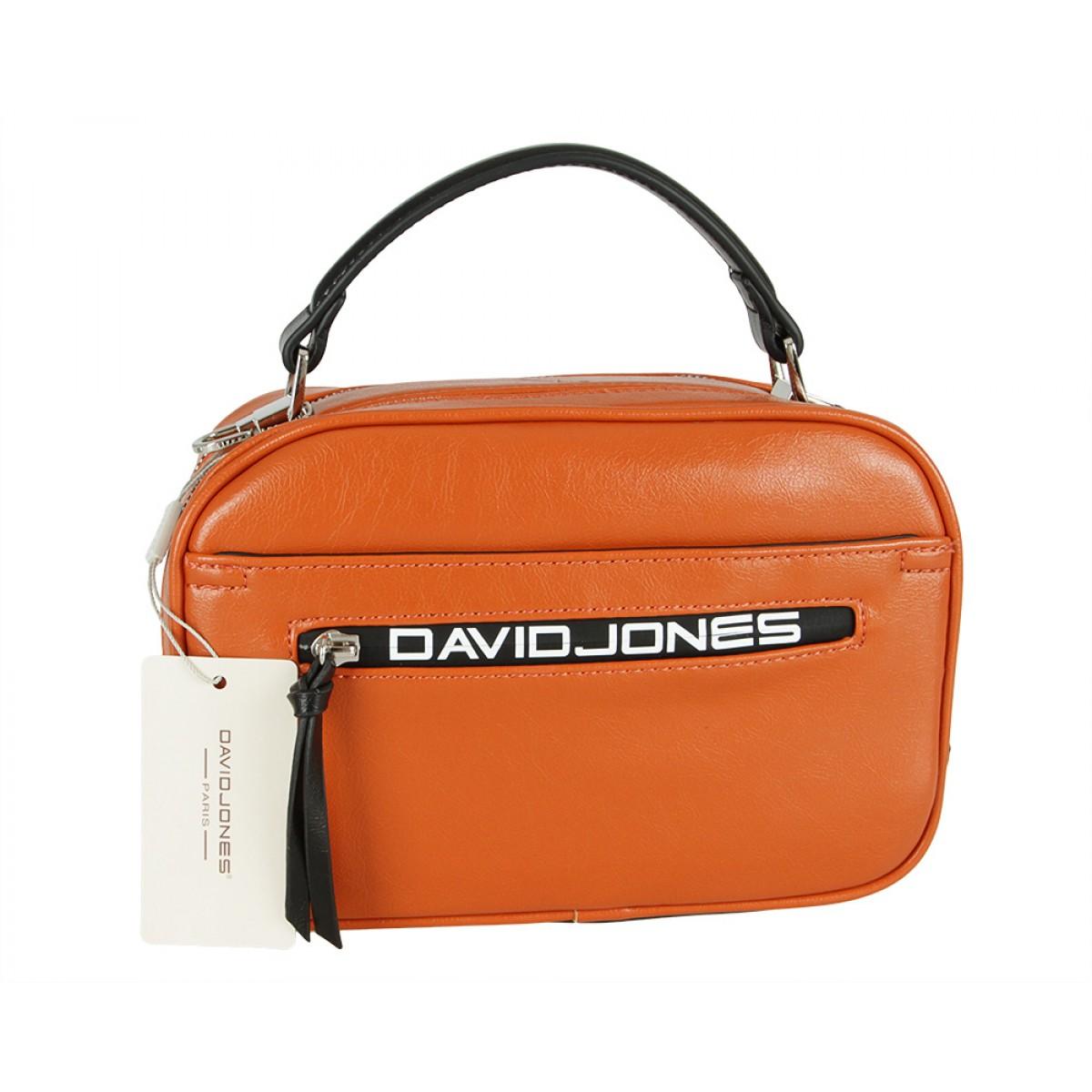 Жіноча сумка David Jones CM5462 ORANGE