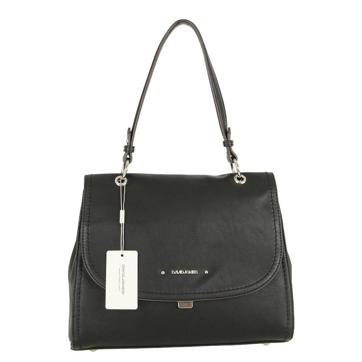 Жіноча сумка David Jones CM5464A BLACK