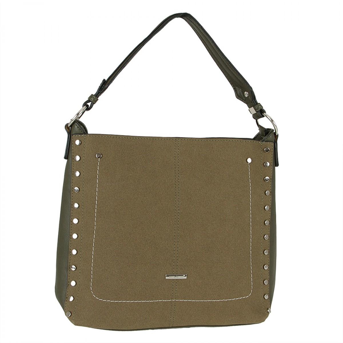 Жіноча сумка David Jones CM5472 KHAKI
