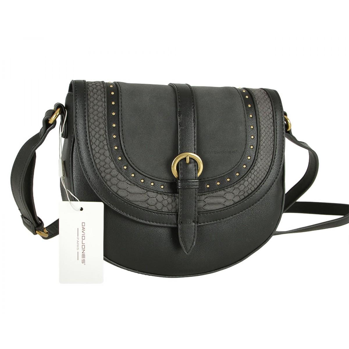 Жіноча сумка David Jones CM5495 BLACK