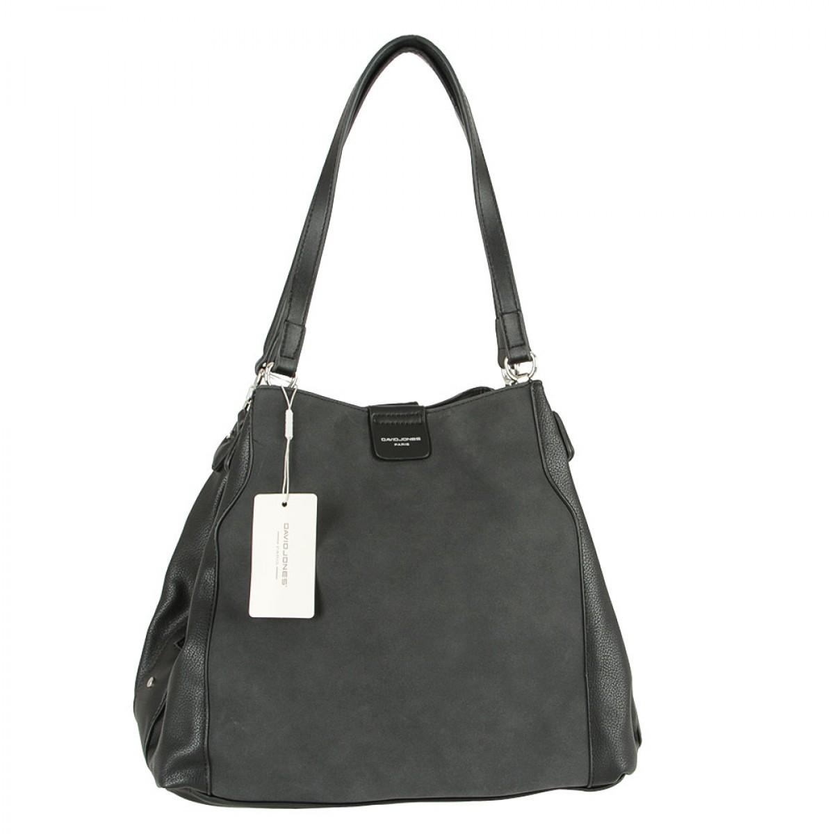 Жіноча сумка David Jones CM5502 BLACK