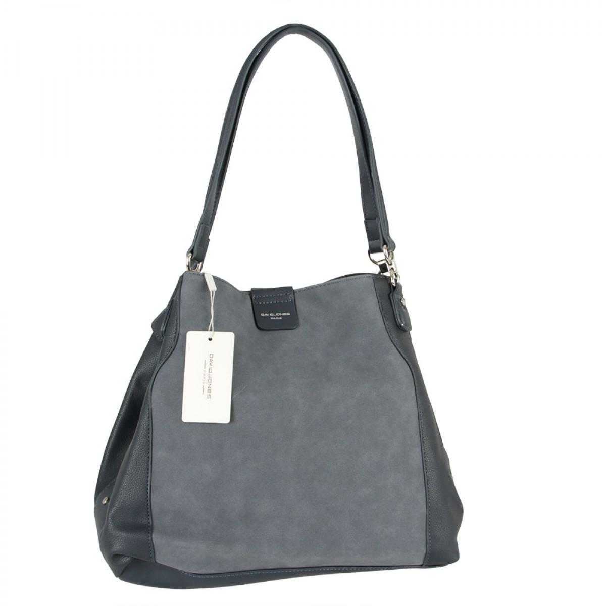 Жіноча сумка David Jones CM5502 D.BLUE