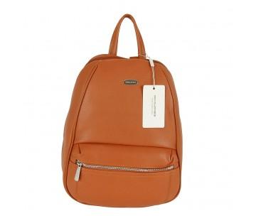 Жіночий рюкзак David Jones CM5504 COGNAC