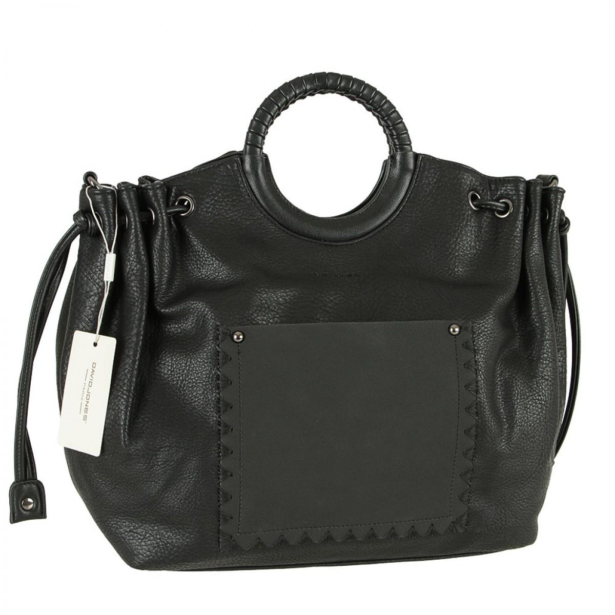 Жіноча сумка David Jones CM5508 BLACK