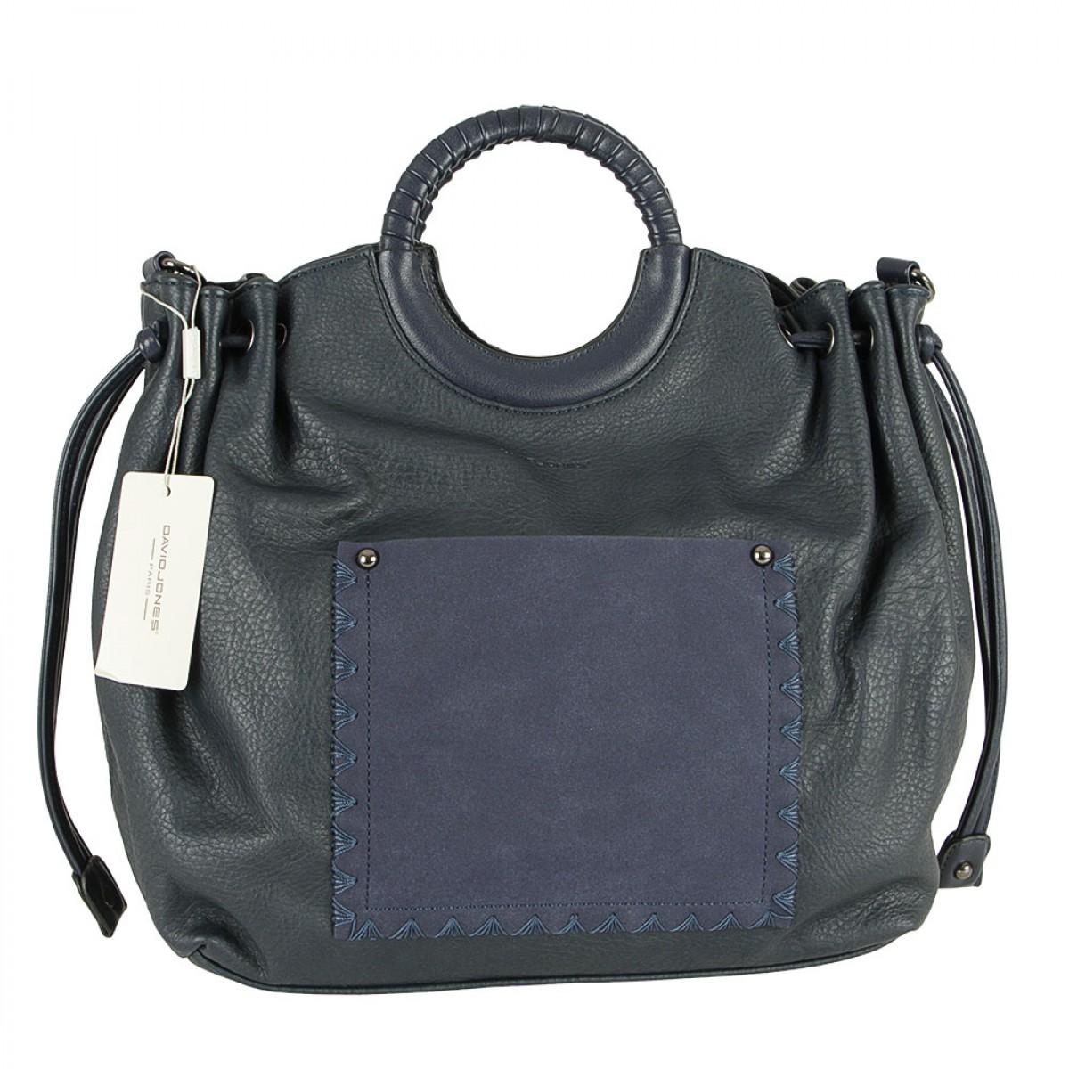 Жіноча сумка David Jones CM5508 D.GREEN