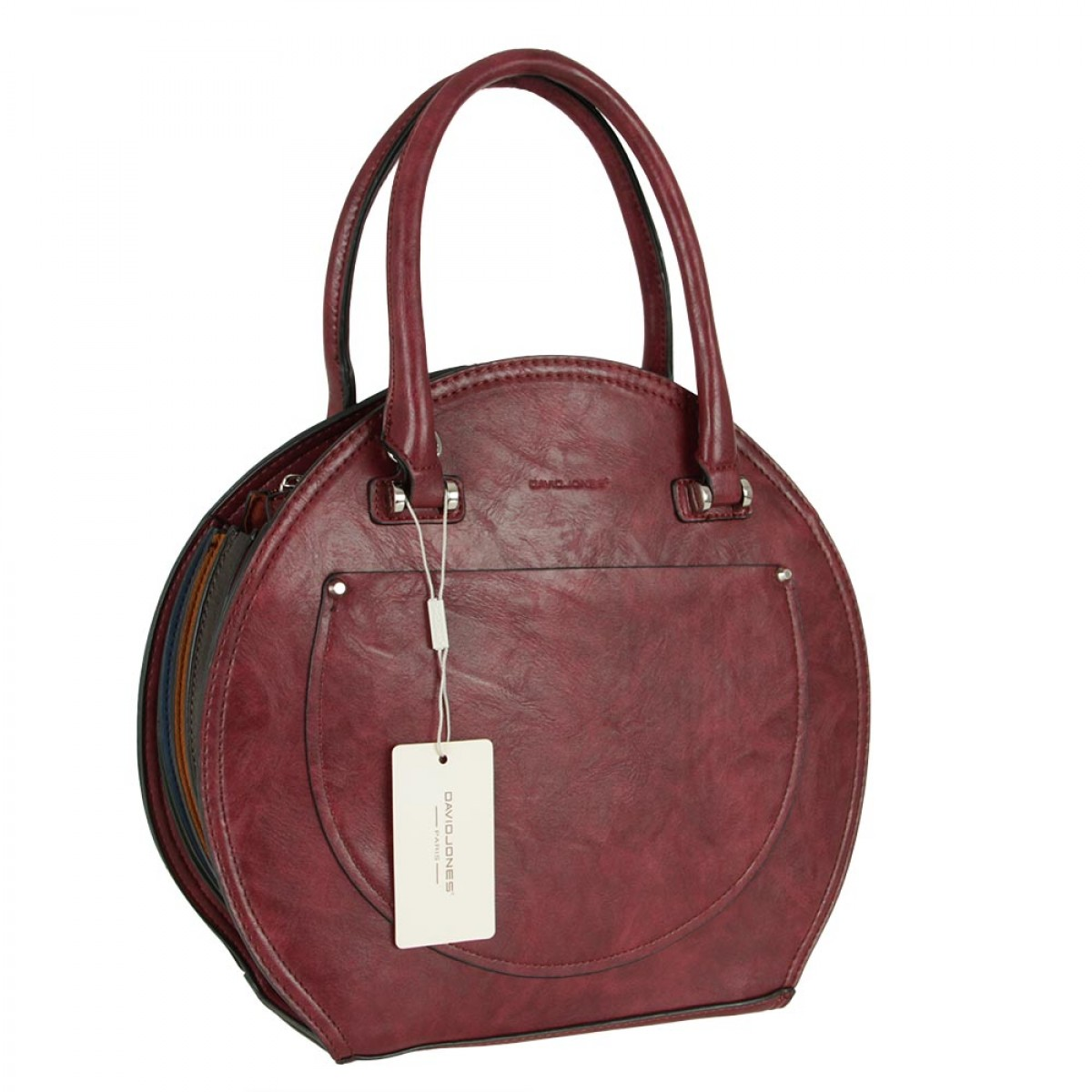 Жіноча сумка David Jones CM5509 BORDEAUX