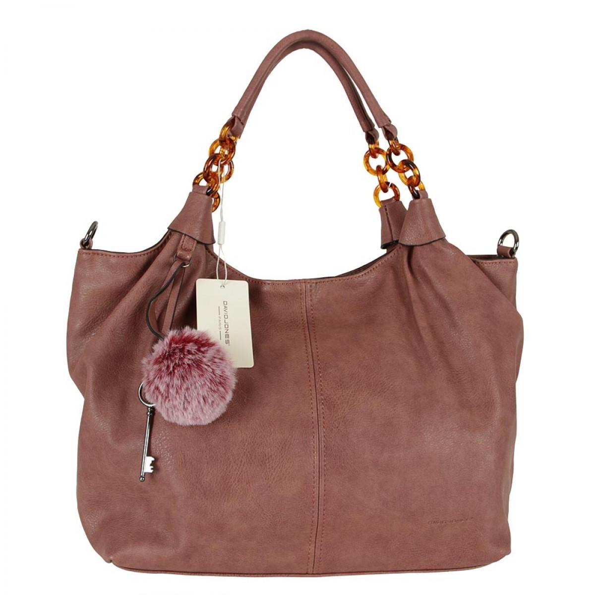 Жіноча сумка David Jones CM5510 D.PINK