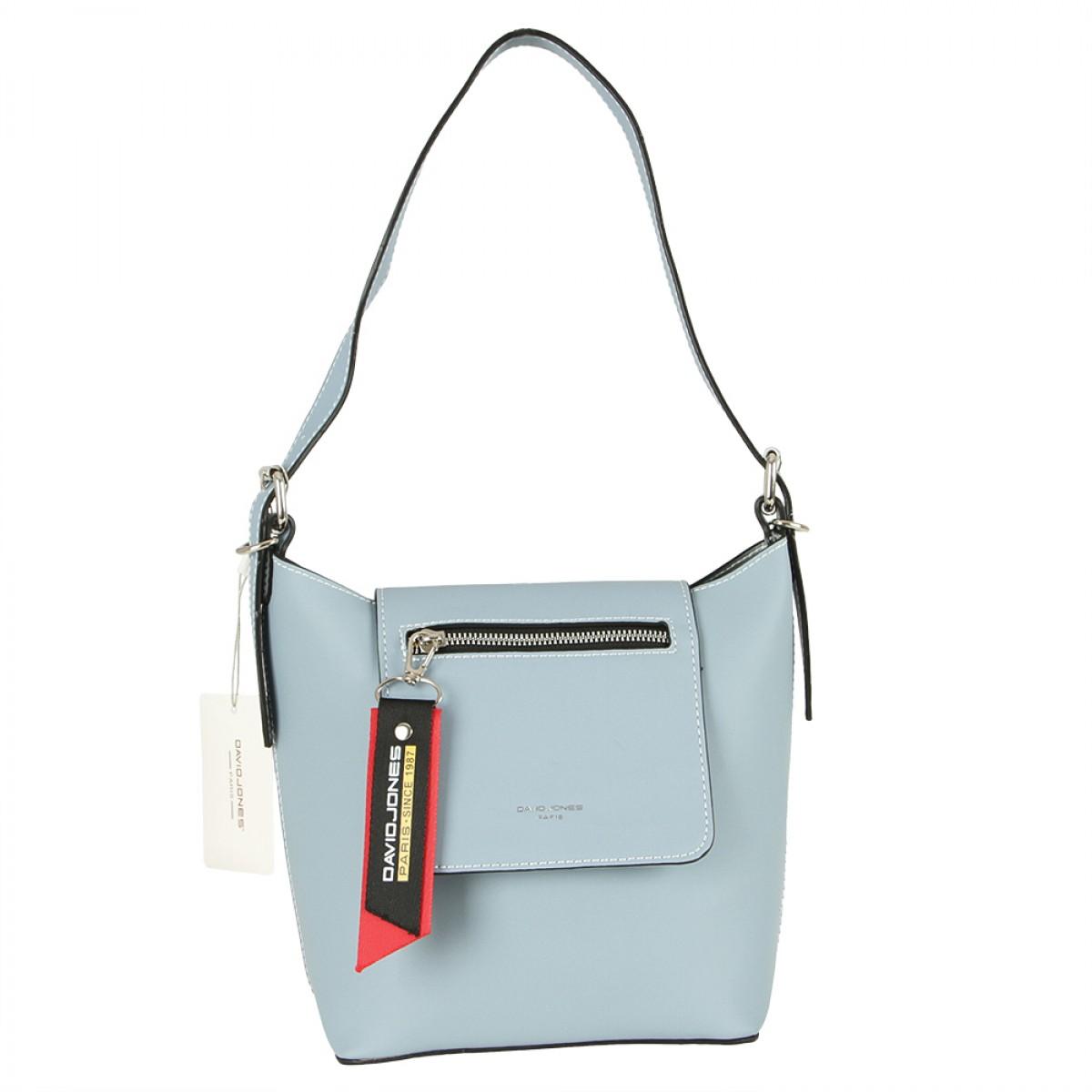 Жіноча сумка David Jones CM5600 PALE BLUE