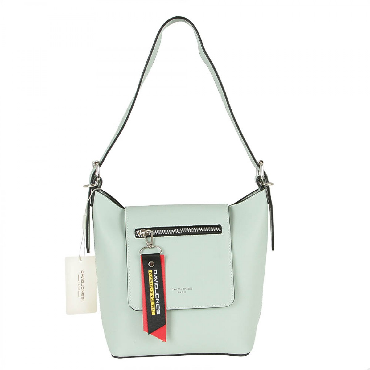 Жіноча сумка David Jones CM5600 PALE GREEN