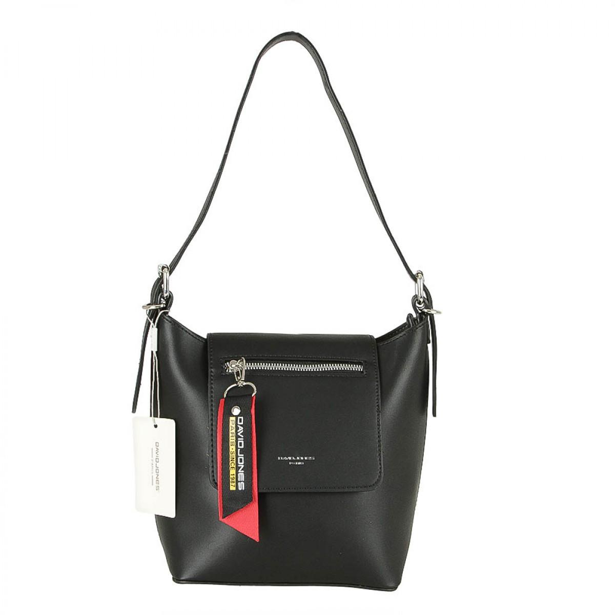 Жіноча сумка David Jones CM5600 BLACK