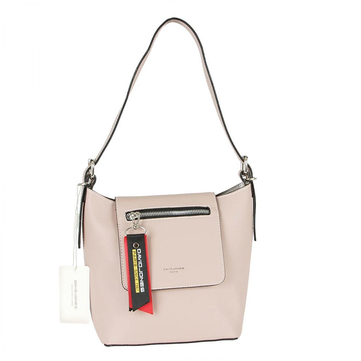 Жіноча сумка David Jones CM5600 PINK