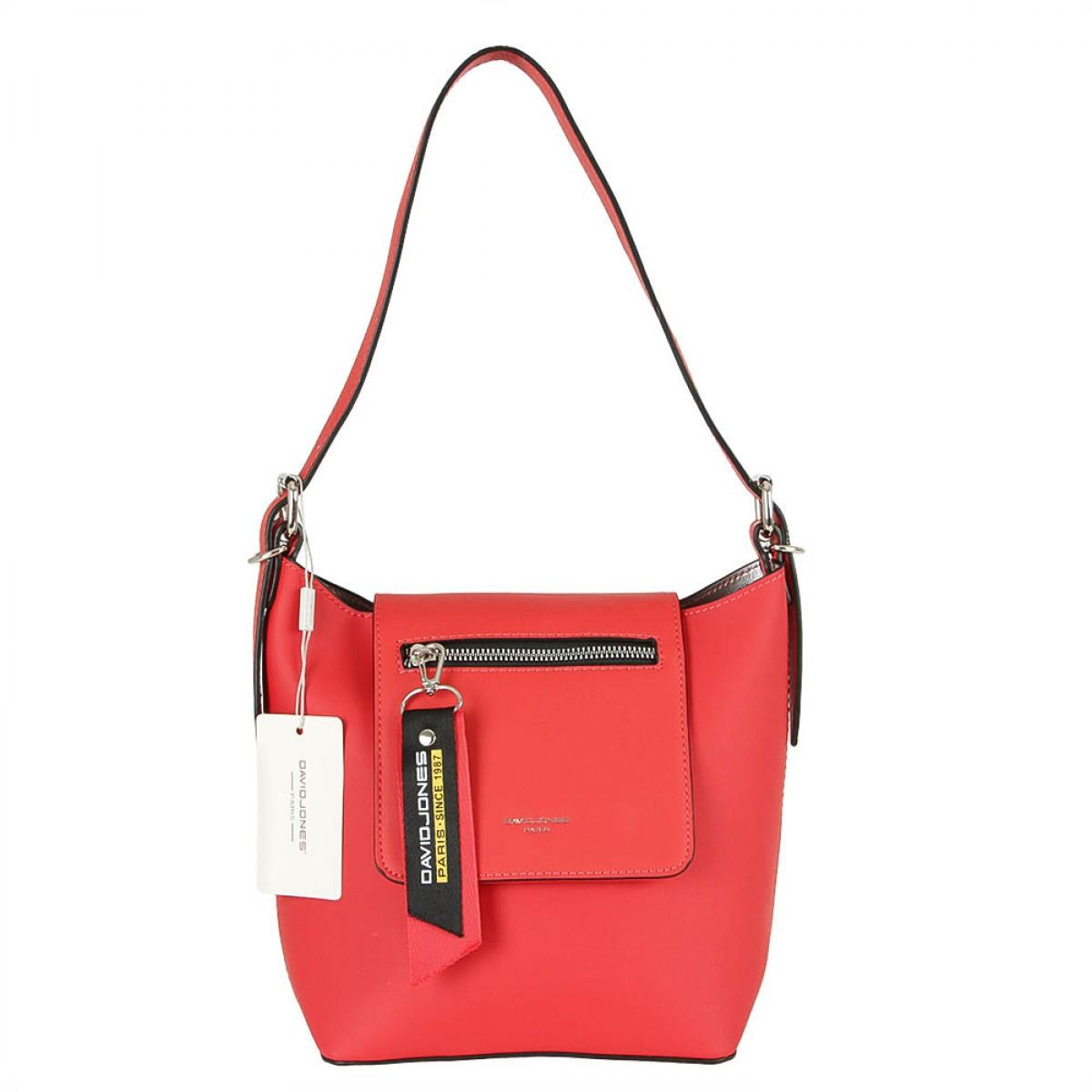 Жіноча сумка David Jones CM5600 RED