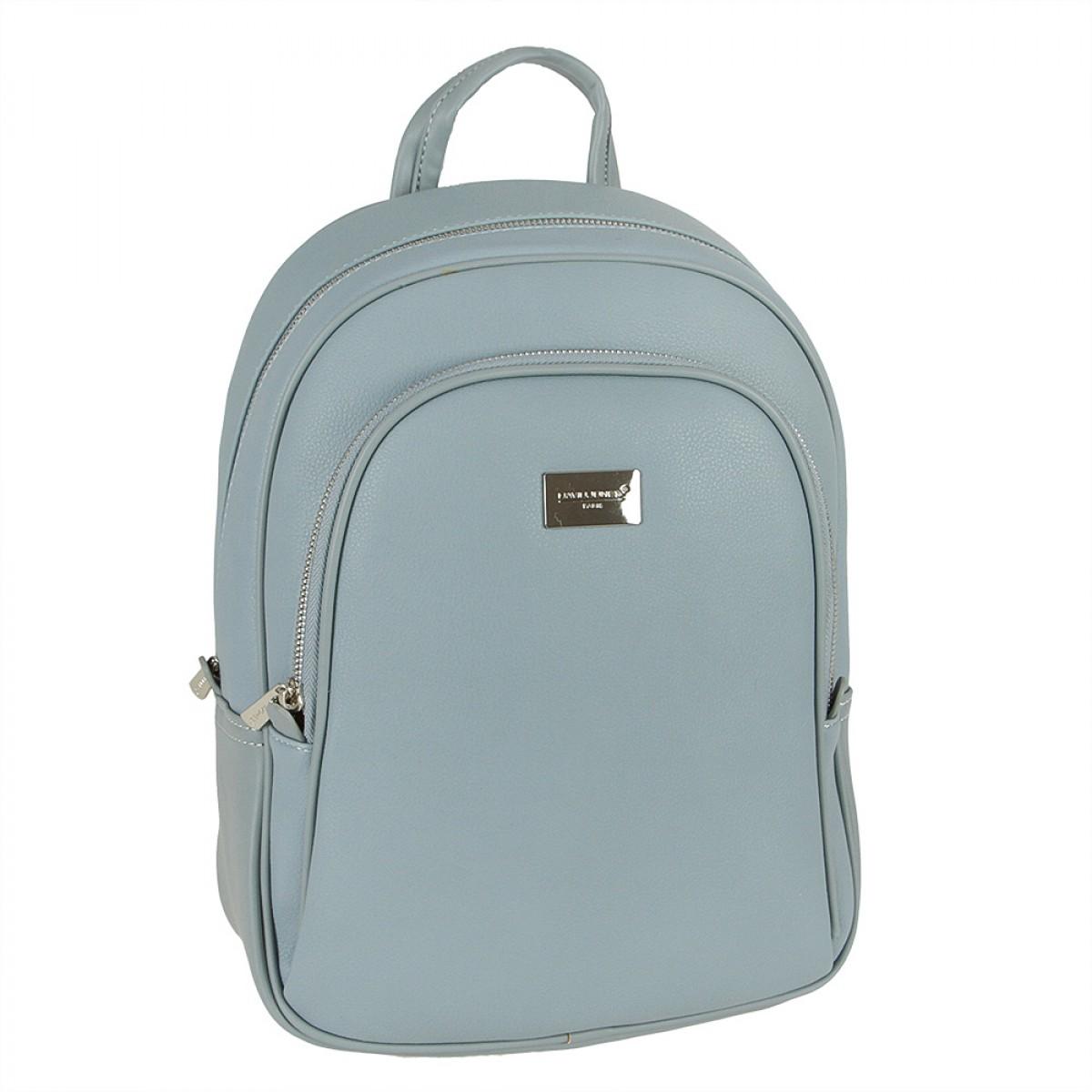 Жіночий Рюкзак David Jones CM5601A L.BLUE