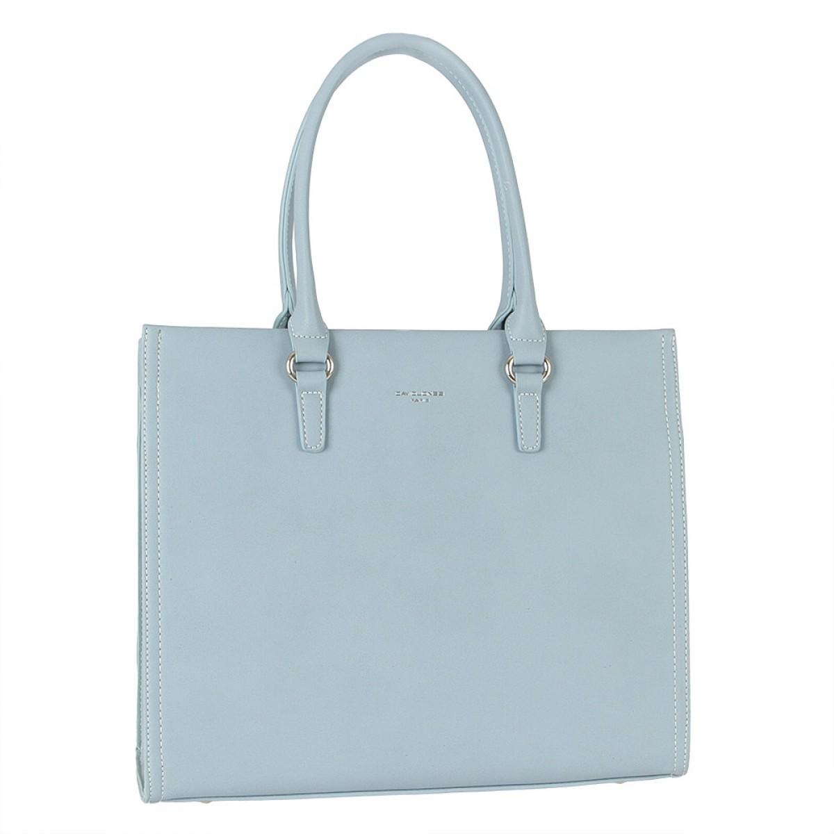 Жіноча сумка David Jones  CM5603 PALE BLUE
