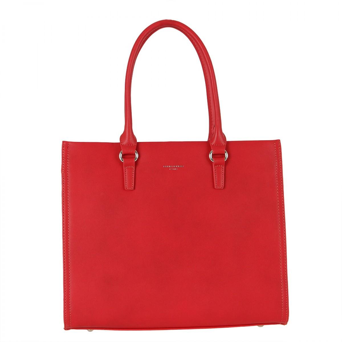 Жіноча сумка David Jones  CM5603 RED