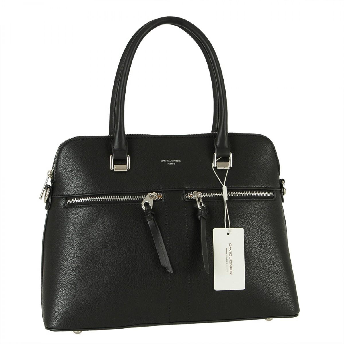Жіноча сумка David Jones  CM5607A BLACK