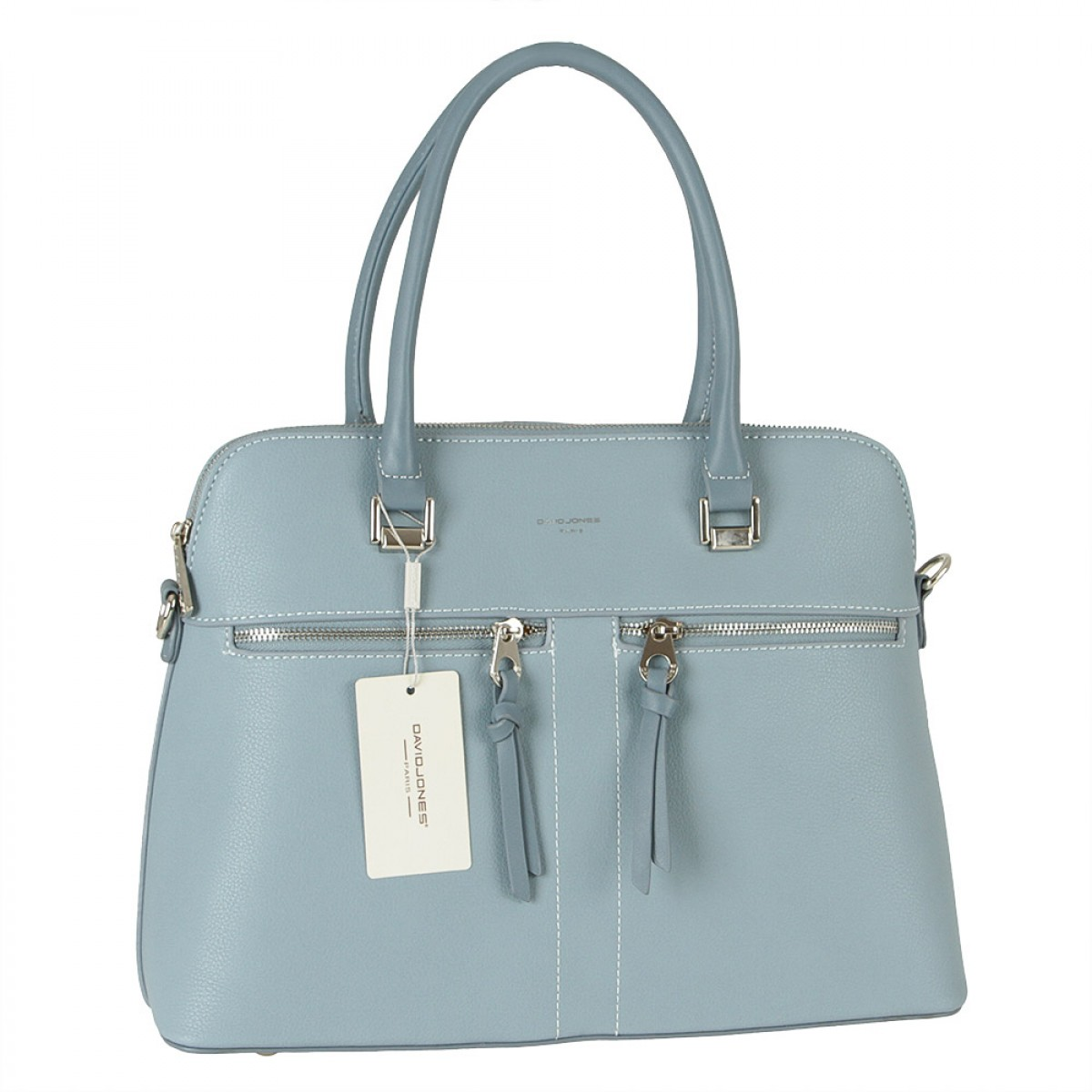 Жіноча сумка David Jones  CM5607A L.BLUE