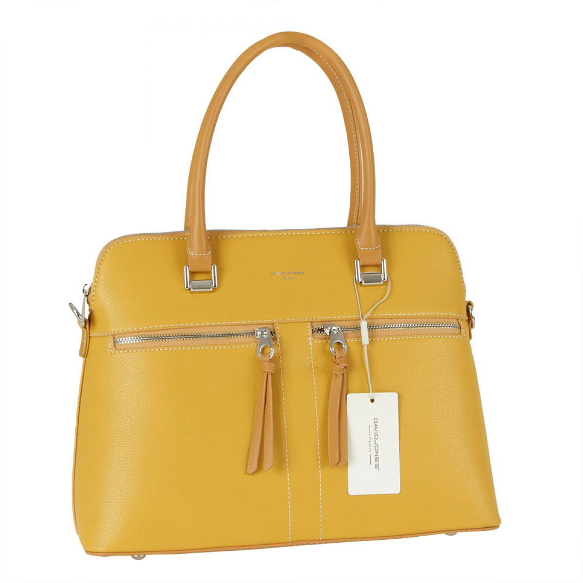 Жіноча сумка David Jones  CM5607A YELLOW