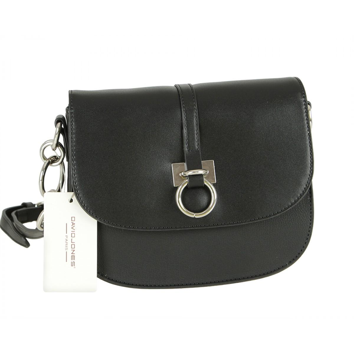 Жіноча сумка David Jones CM5608 BLACK