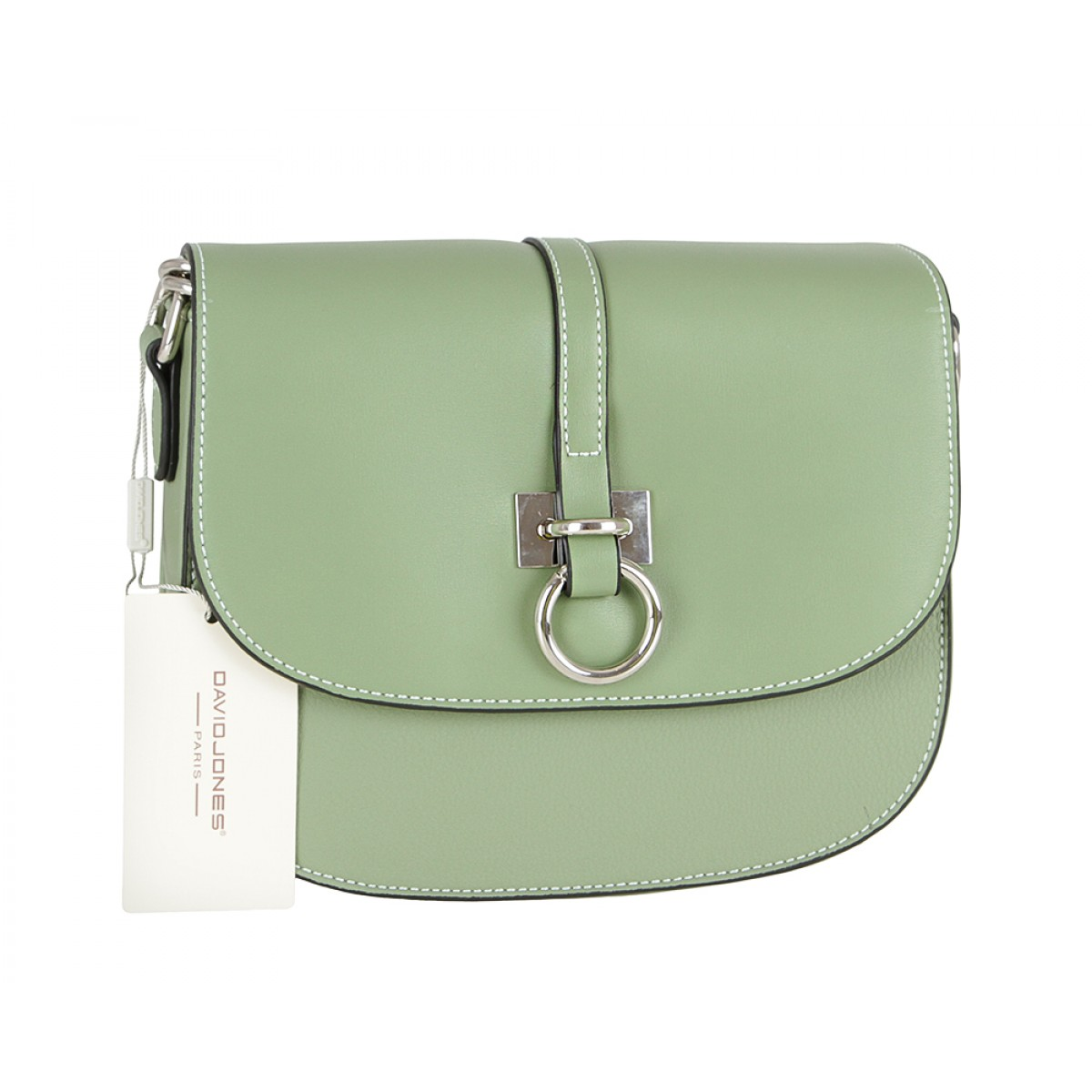 Жіноча сумка David Jones CM5608 GREEN