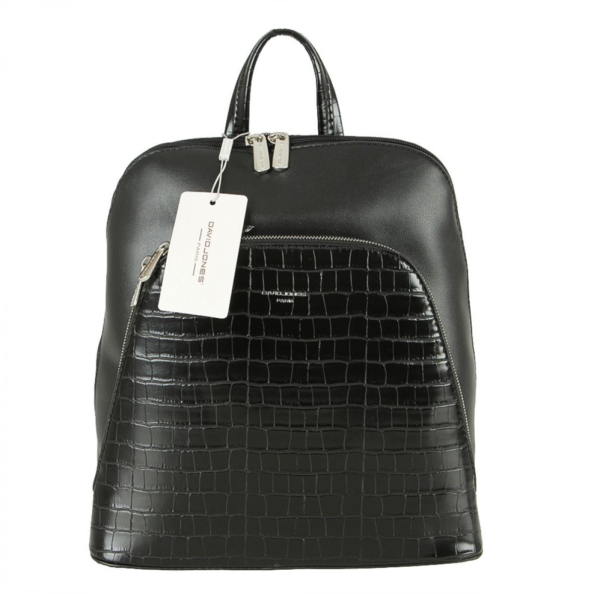 Жіночий рюкзак David Jones CM5615 BLACK