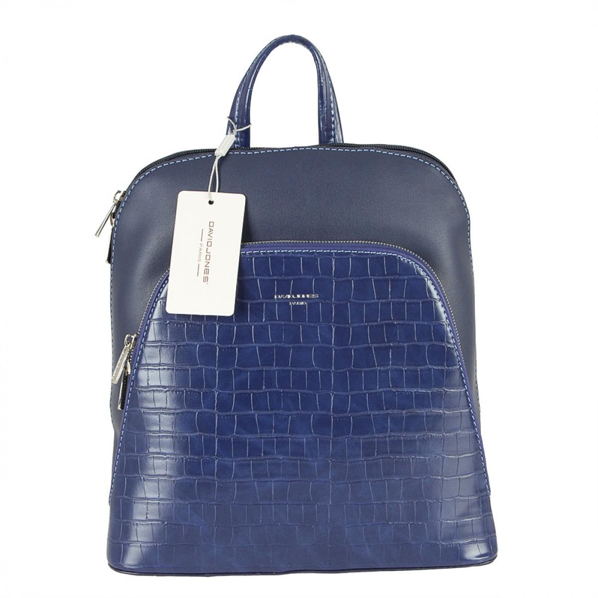 Жіночий рюкзак David Jones CM5615 BLUE