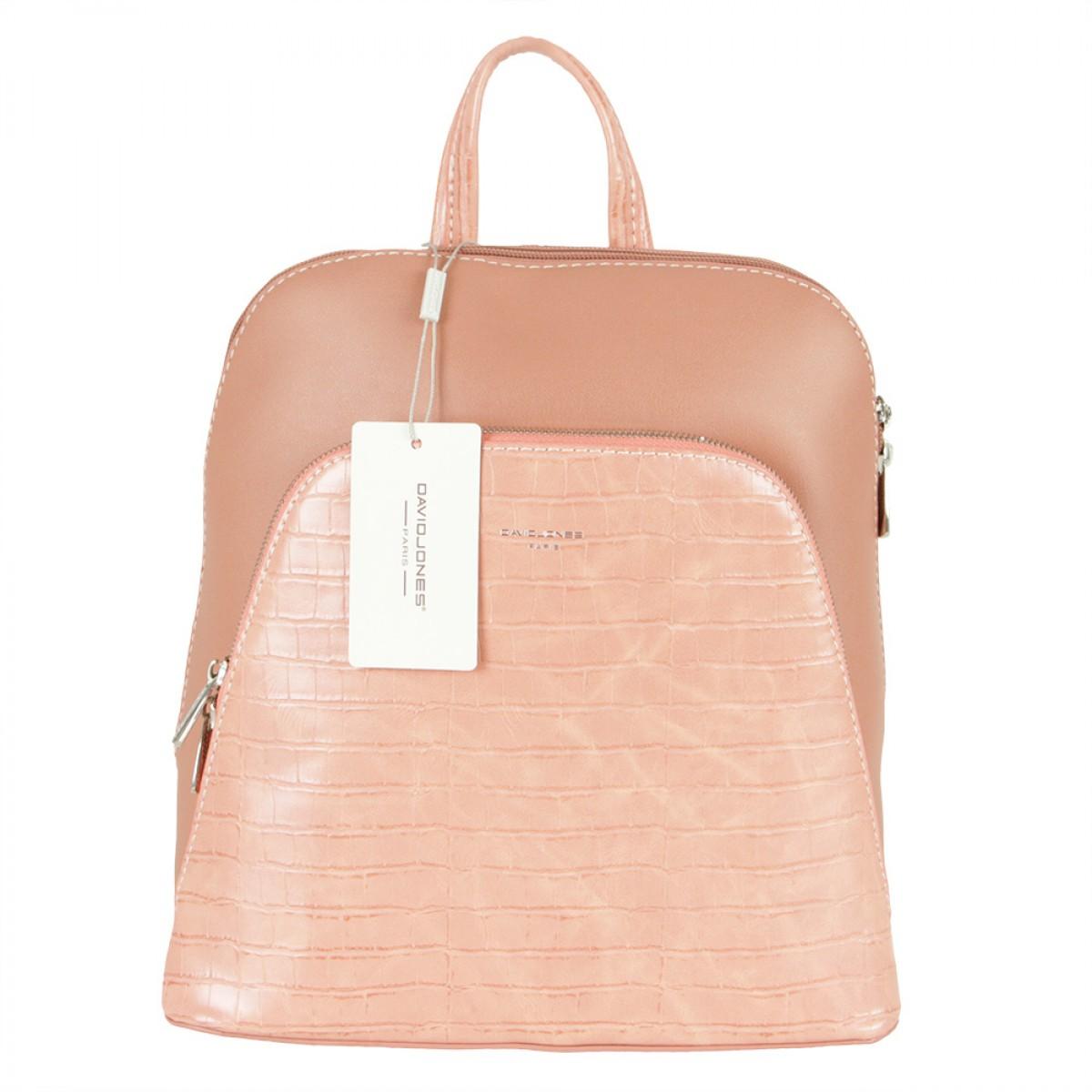 Жіночий рюкзак David Jones CM5615 CORAL