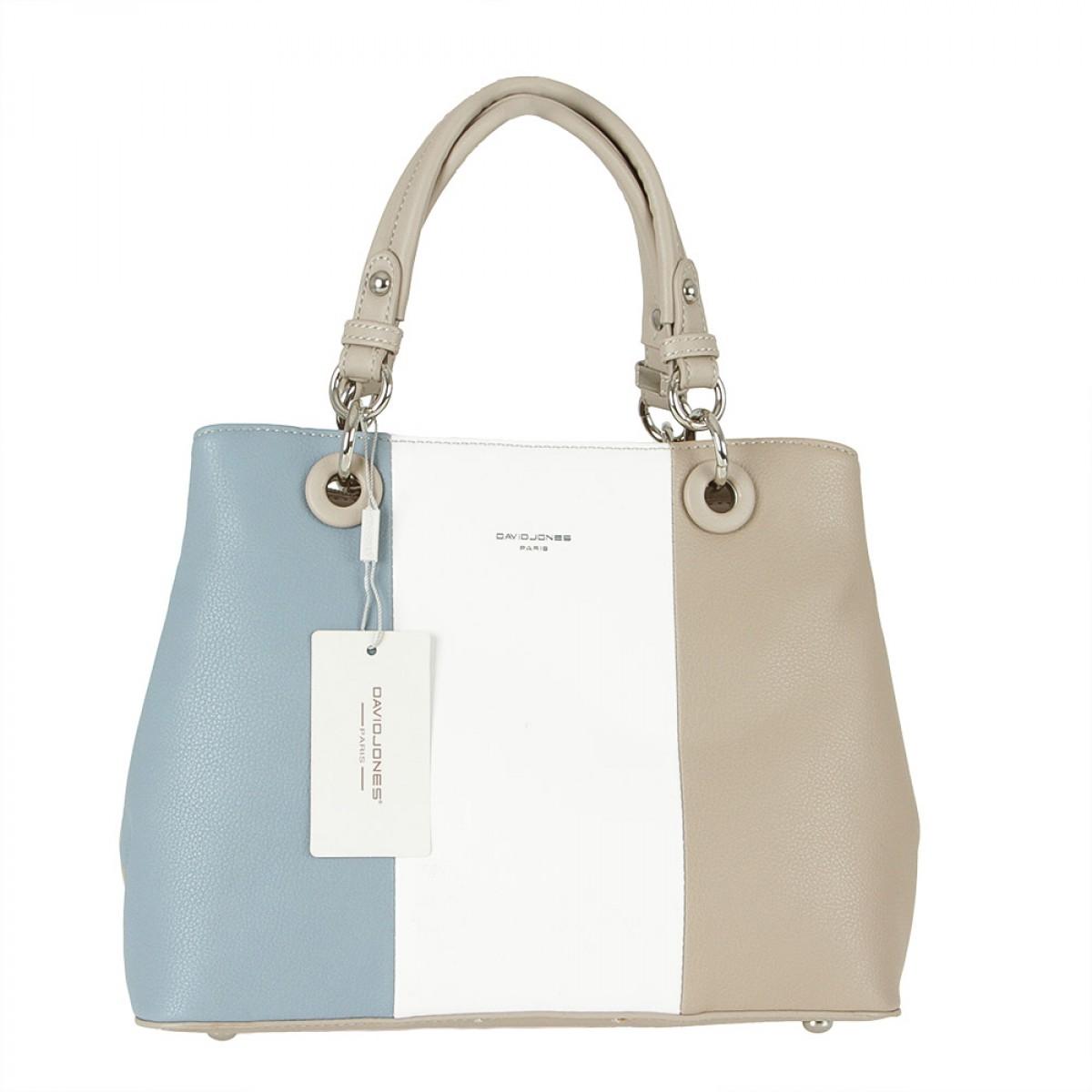Жіноча сумка David Jones CM5618A L.BLUE