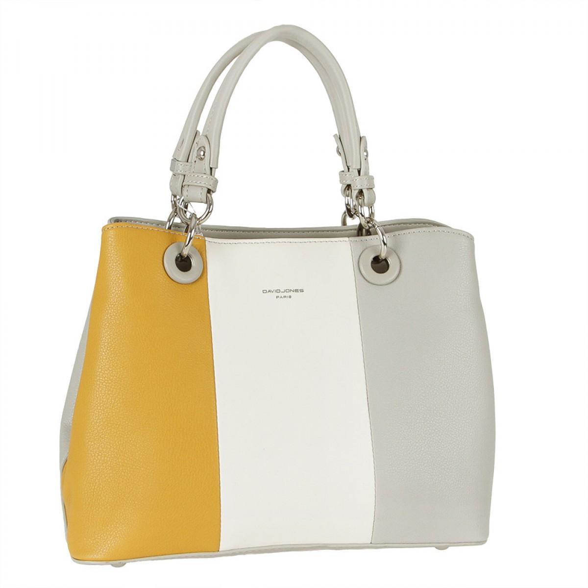 Жіноча сумка David Jones CM5618A YELLOW