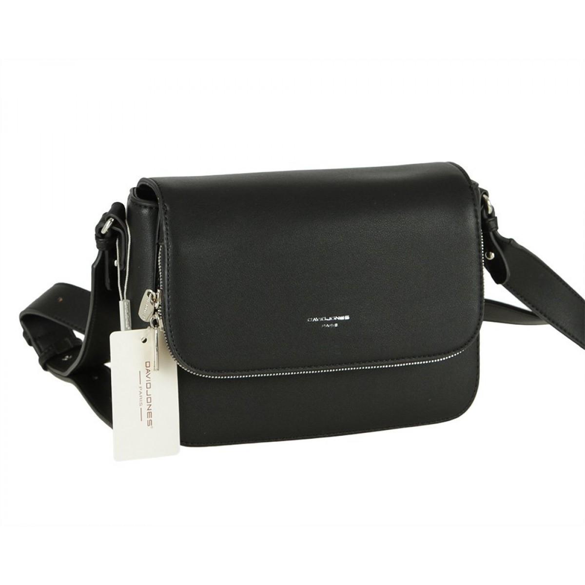 Жіноча сумка David Jones CM5619A BLACK