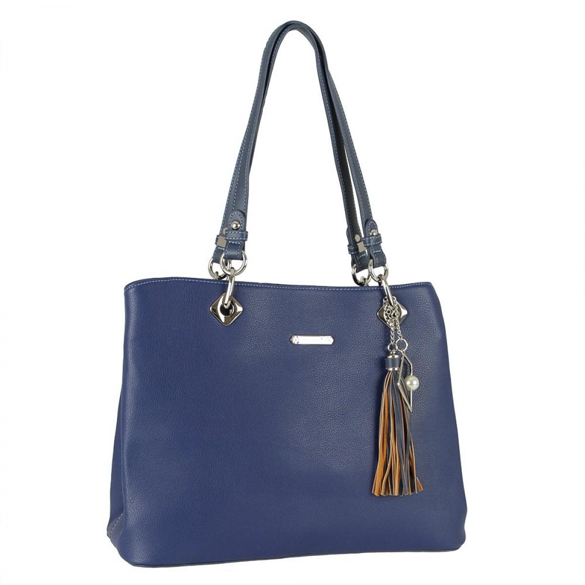 Жіноча сумка David Jones CM5621A BLUE