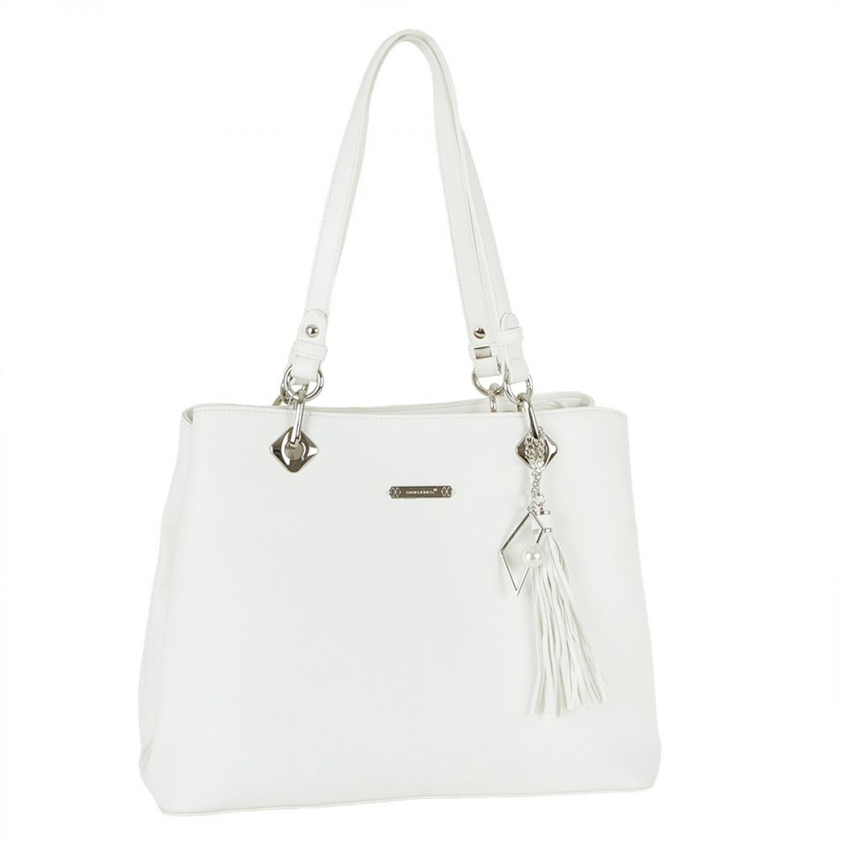 Жіноча сумка David Jones CM5621A WHITE