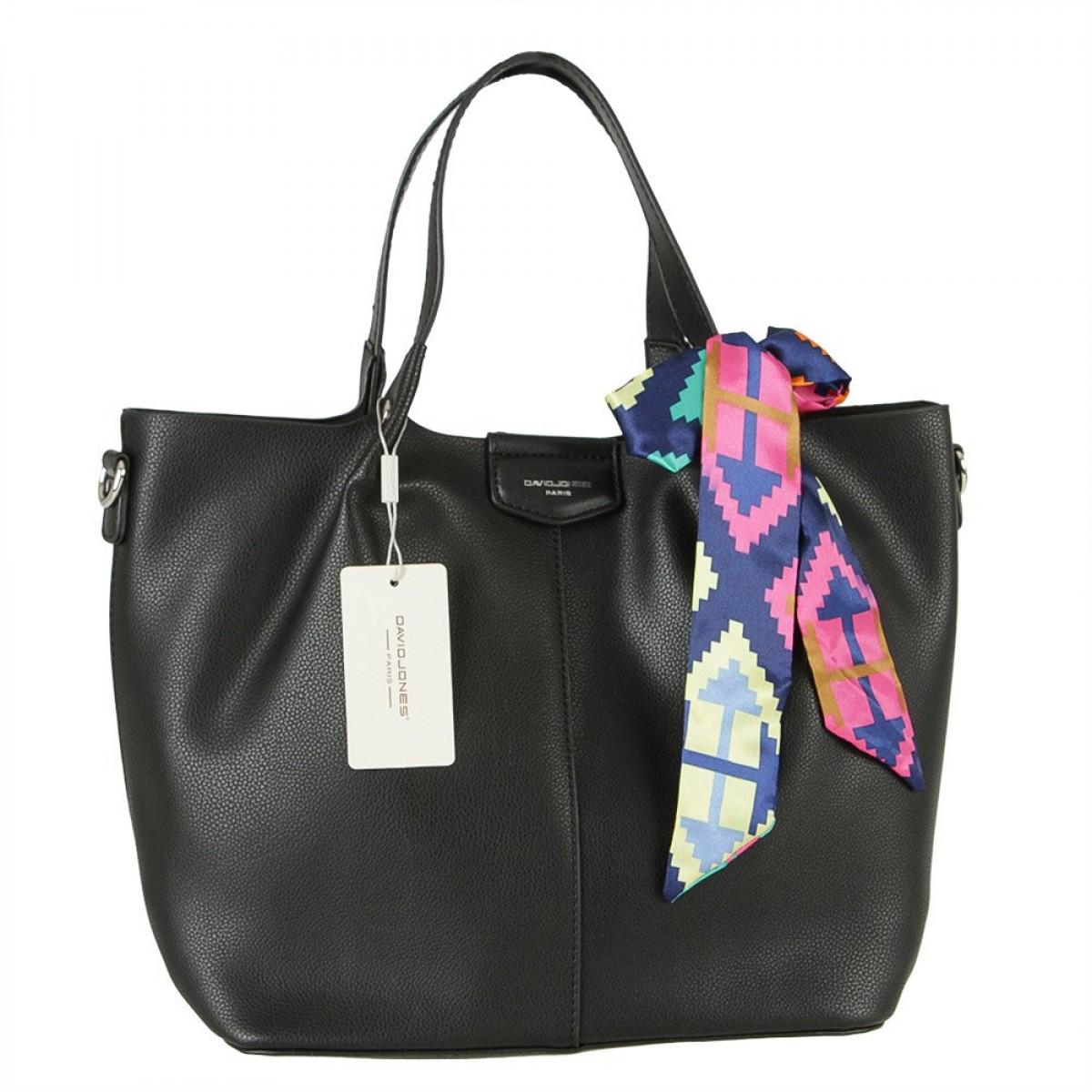 Жіноча сумка David Jones CM5623 BLACK